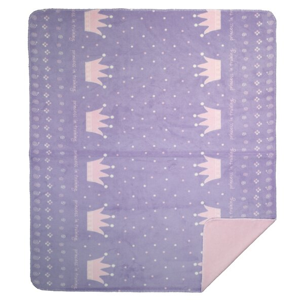 Princess in Training Throw by Denali Home Collection