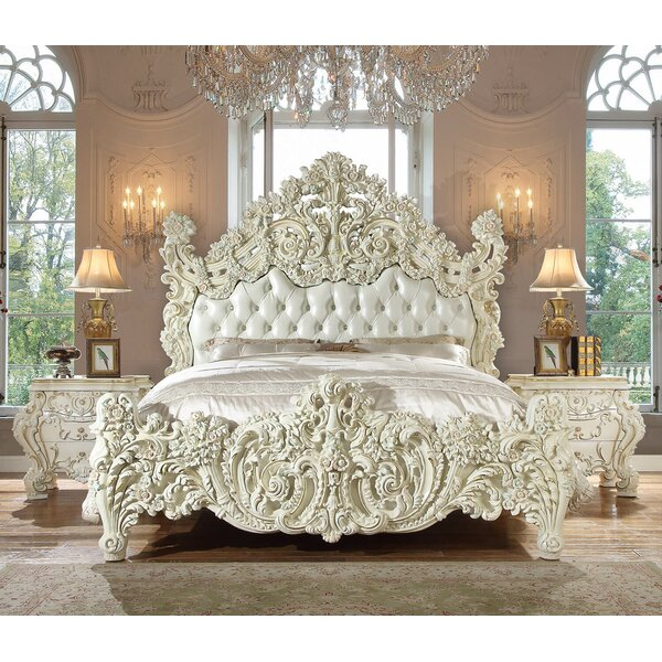 Digregorio Luxurious Upholstered Standard Bed by Astoria Grand