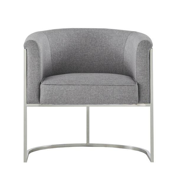 Oldaker Barrel Chair by Orren Ellis