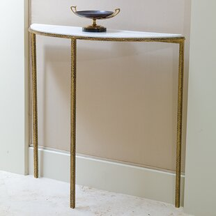 Compare prices Hammered Console Table By Global Views