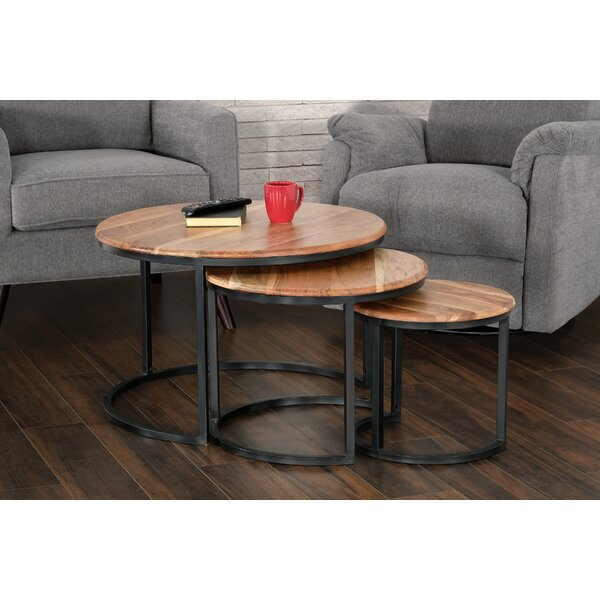 Beshears 3 Piece Nesting Tables By Foundry Select