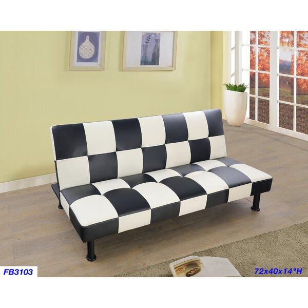 Terrill Convertible Sofa by Ebern Designs Ebern Designs