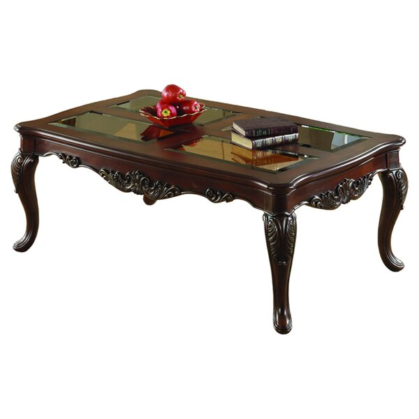 Montaillou Coffee Table by Astoria Grand