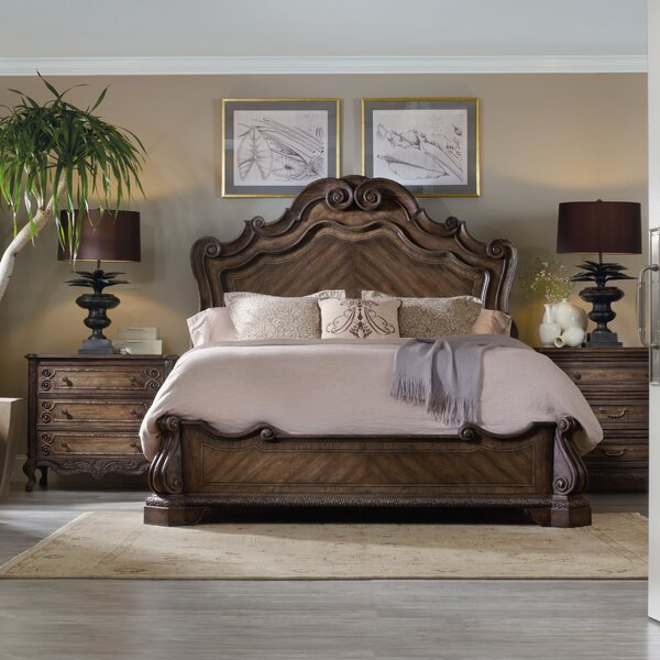 Rhapsody Panel Configurable Bedroom Set by Hooker Furniture