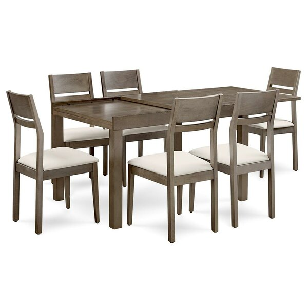Oneonta 7 Piece Dining Set by Brayden Studio