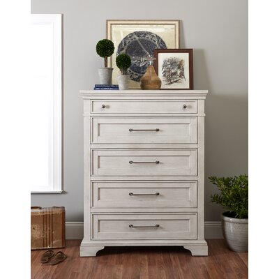 Chest Drawer White