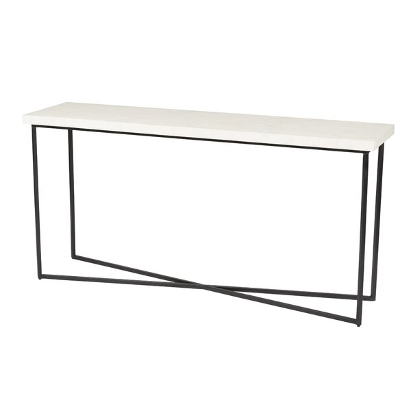 Buco Console Table By Bungalow Rose