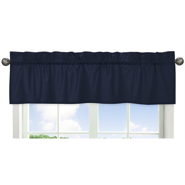 Space Galaxy Curtain Valance by Sweet Jojo Designs