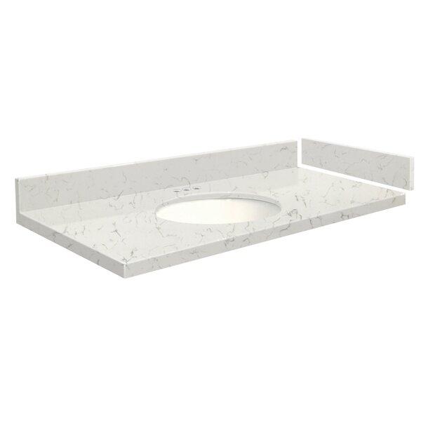 Madison 29 Single Bathroom Vanity Top