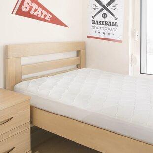Gerrity College Dorm Extra-Long Twin Mattress Pad ByAlwyn Home