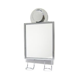 Reviews Dykstra Makeup / Shaving Mirror By Rebrilliant