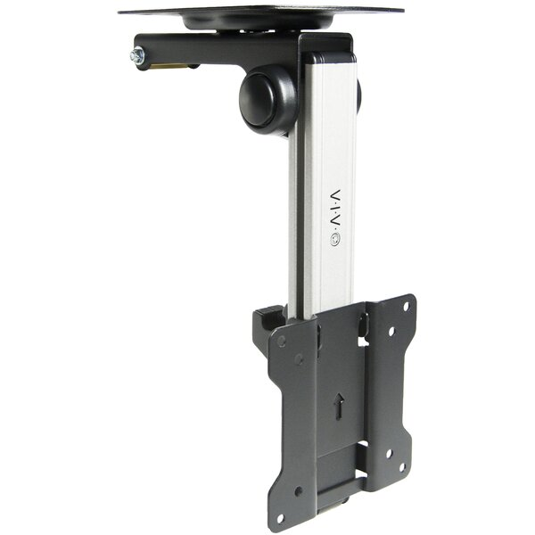 Folding Flip Down Pitched Roof Tilting Ceiling Mount for 20 - 27 Flat Panel Screens by Vivo