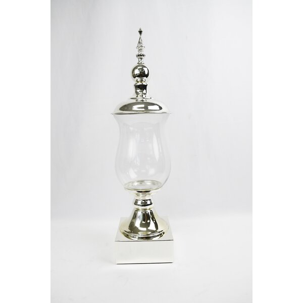 Cup Crystal Hurricane by Darby Home Co