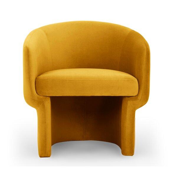 Meadville Barrel Chair By Everly Quinn