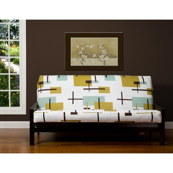 Zipper Box Cushion Futon Slipcover by Brayden Studio