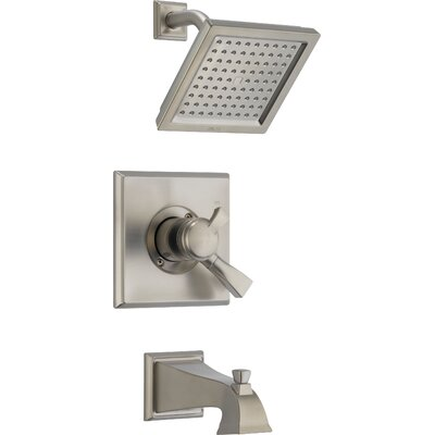 Shower Faucet Tub Handle Stainless