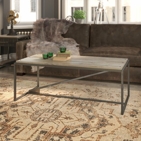 Edgerton Coffee Table by Greyleigh