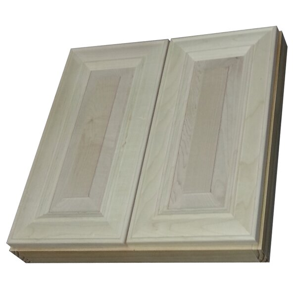 Andrew 29 W x 21.25 H Wall Mounted Cabinet by WG Wood Products