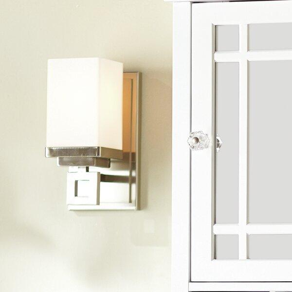 Narvaez 1-Light Wall Sconce by Ebern Designs