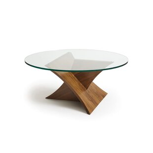 Compare & Buy Planes Glass Top Coffee Table ByCopeland Furniture