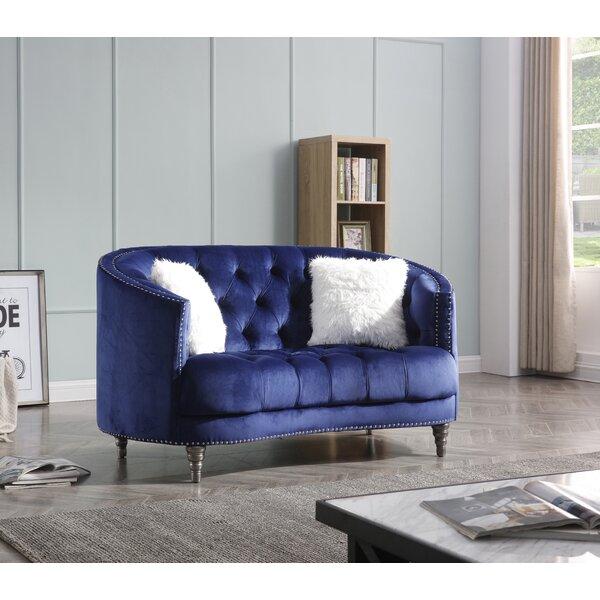 Davina Loveseat by Glory Furniture