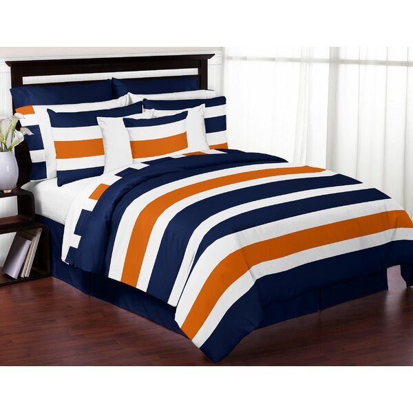 Stripe Comforter Set by Sweet Jojo Designs