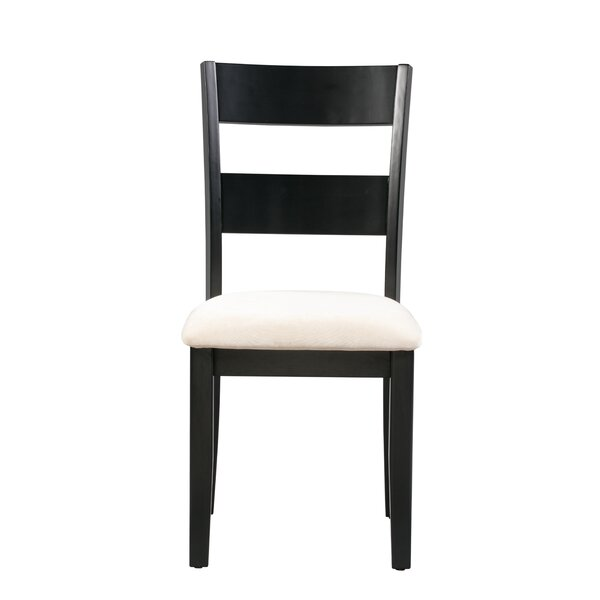 Emmalynn Solid Wood Dining Chair (Set of 2) by Longshore Tides