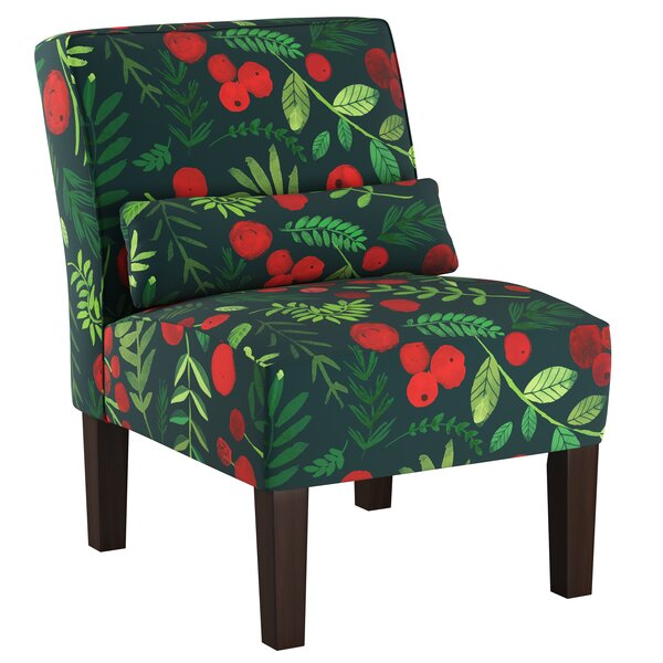 Block Slipper Chair by Bungalow Rose