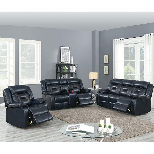Catarina Reclining Configurable Living Room Set By Red Barrel Studio