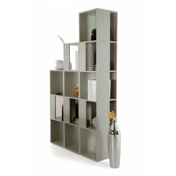 Clower Modern Display Cube Unit Bookcase by Orren Ellis