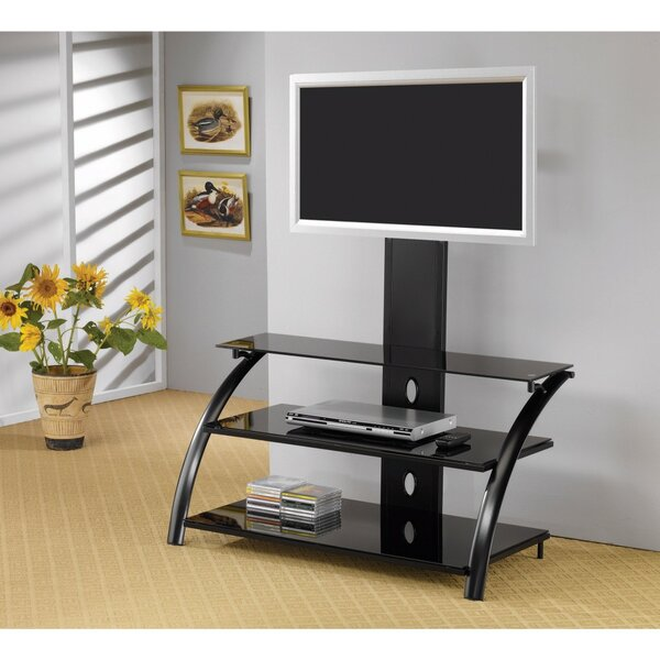 Lakes Casual Metal 42 TV Stand with Bracket by Symple Stuff