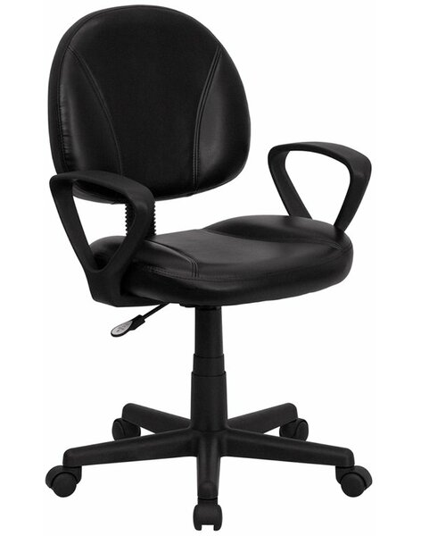 Kruger Mid-Back Office Chair by Symple Stuff