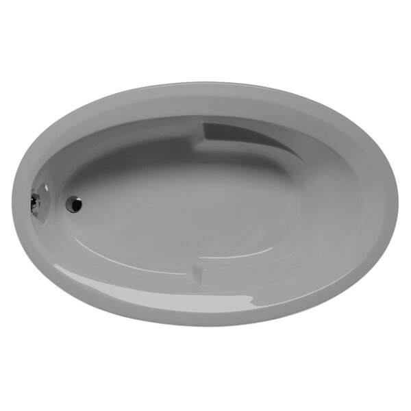 Carolina 60 x 42 Air Jet Bathtub by Malibu Home Inc.