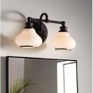 Check Prices Jablonski 2-Light Vanity Light By Winston Porter