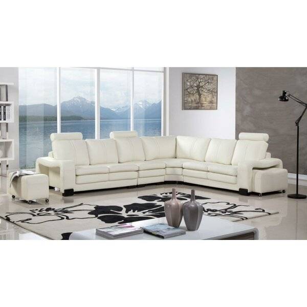 Kubiak 6 Piece Standard Living Room Set by Orren Ellis