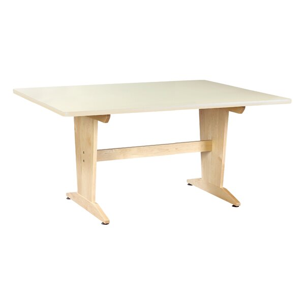 Solid Wood Dining Table by Diversified Woodcrafts