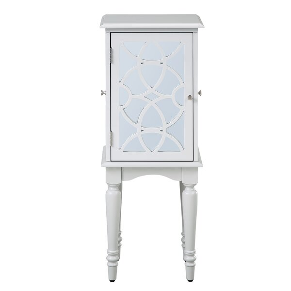 Reynolds Free Standing Jewelry Armoire With Mirror By House Of Hampton