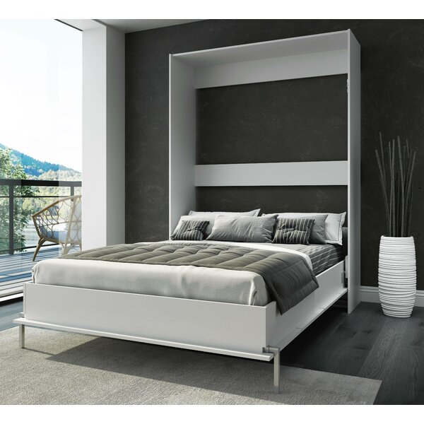 Ojas Full Murphy Bed by Orren Ellis Orren Ellis