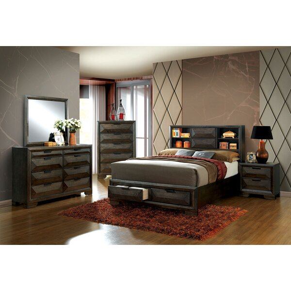 Mitchell Platform Configurable Bedroom Set by Union Rustic