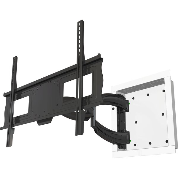 VersaFit Compatible Articulating Arm/Tilt Universal In Wall Mount for 37 - 63 Screens by Crimson AV