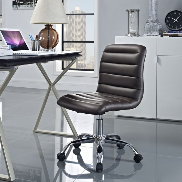 Petra Mid-Back Desk Chair by Zipcode Design
