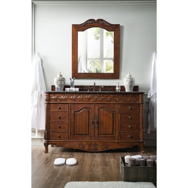 Vendome 60 Single Bathroom Vanity Set by Astoria Grand