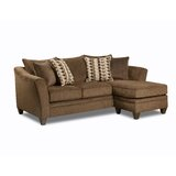 Shorey 90 Reversible Sectional by Winston Porter