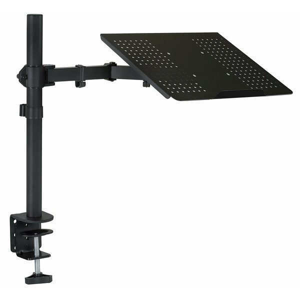 Full Motion Height Adjustable Desk Mount by Mount-it