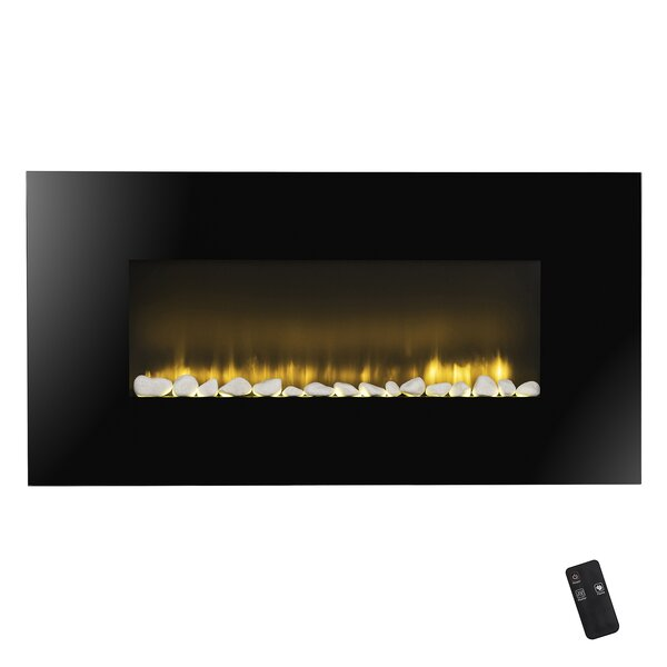 3d Flames Firebox Wall Mounted Electric Fireplace by AKDY