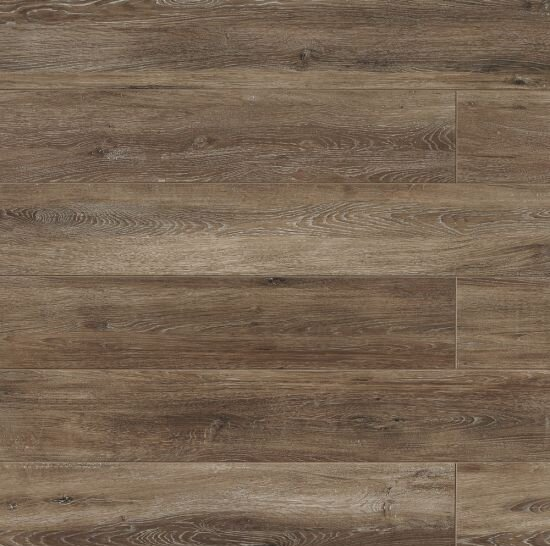 Othello 7.75 x 47.13 Porcelain Wood Field Tile in Brown by Bedrosians