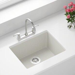 Granite Composite 22 X 17 Undermount Kitchen Sink