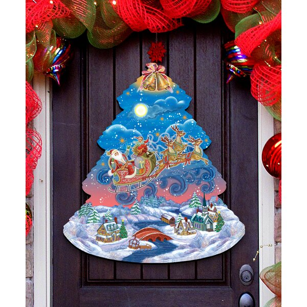 Nativity Advent Calendar Free Standing and Wall Decor by The Holiday Aisle