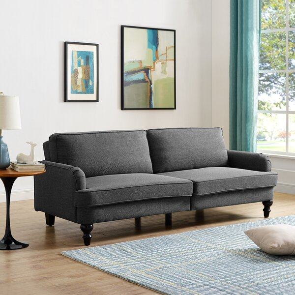 Shop Pre-loved Designer Tobias Convertible Sofa by Red Barrel Studio by Red Barrel Studio