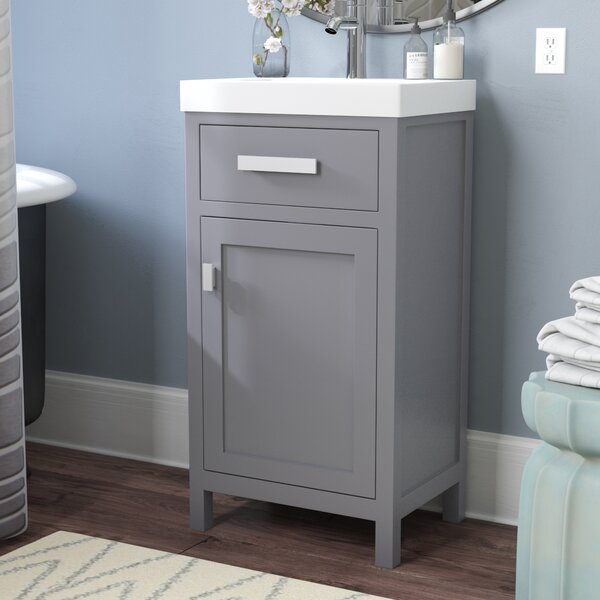 Knighten 18 Single Bathroom Vanity Set by Zipcode Design